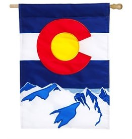 Colorado House Flag