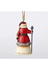 Jim Shore Norwegian Santa Ornament