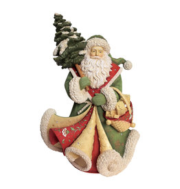 Bringing Home Christmas