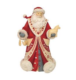God Jul! Scandinavian Santa