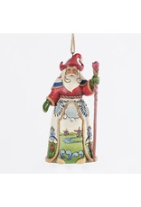 Jim Shore Dutch Santa Ornament