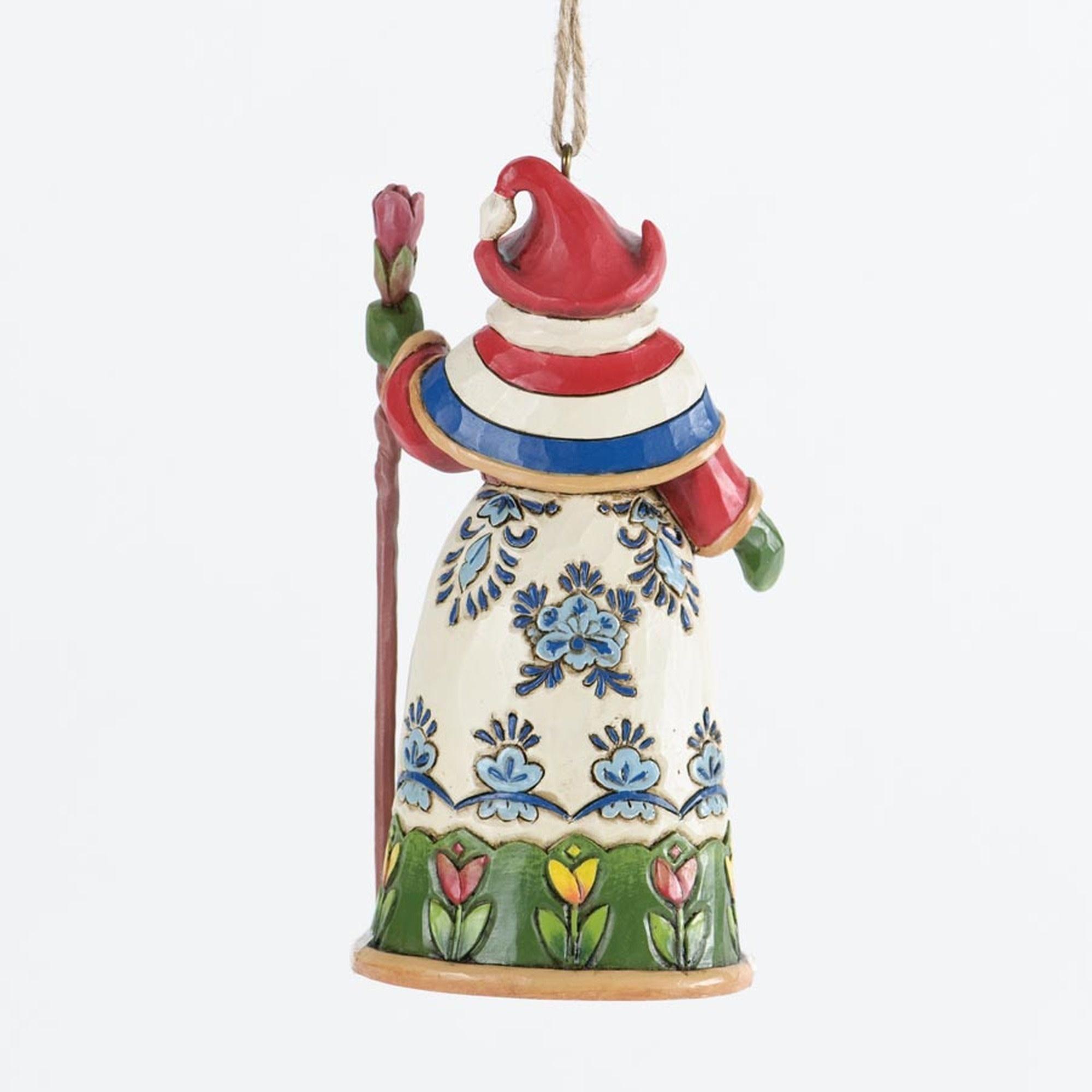 Jim Shore Dutch Santa Ornament