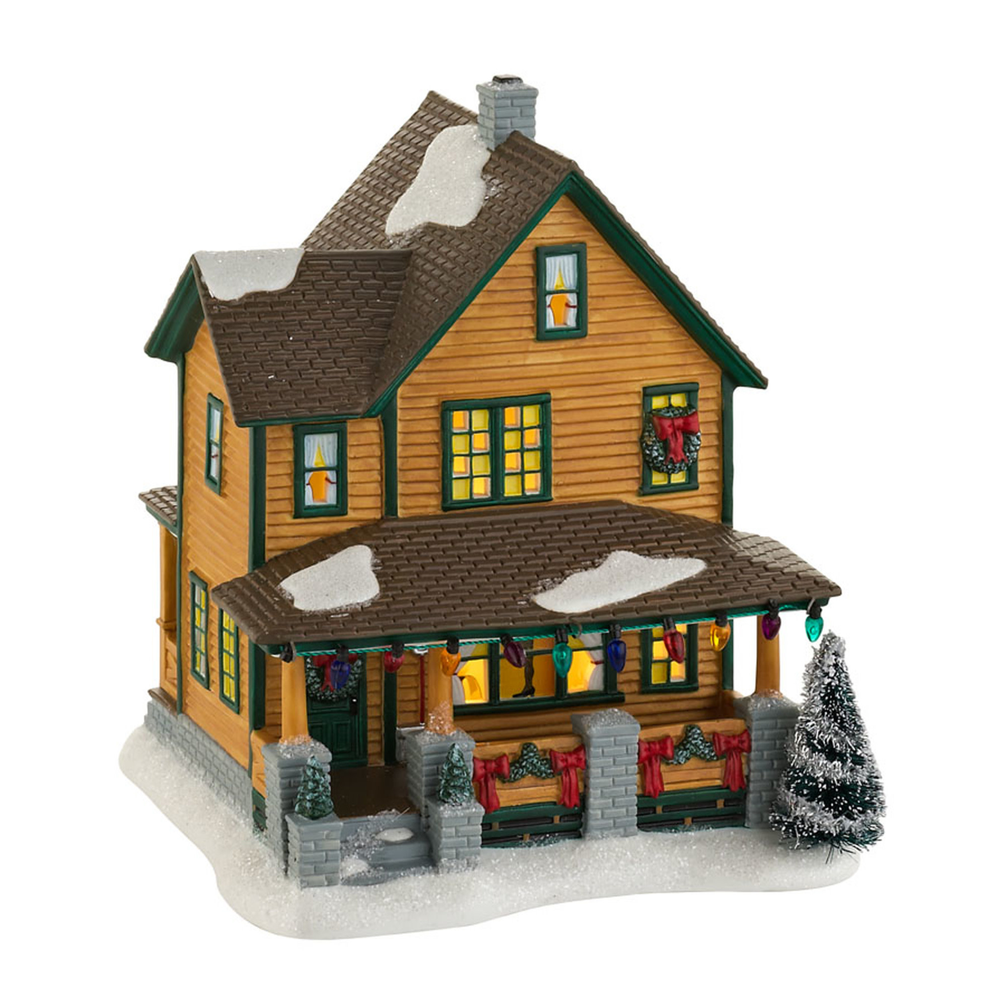 Department 56 Ralphie's House