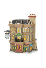 Royal Bank of Cornhill for Dickens Village