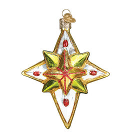 Old World Christmas Luminous Star