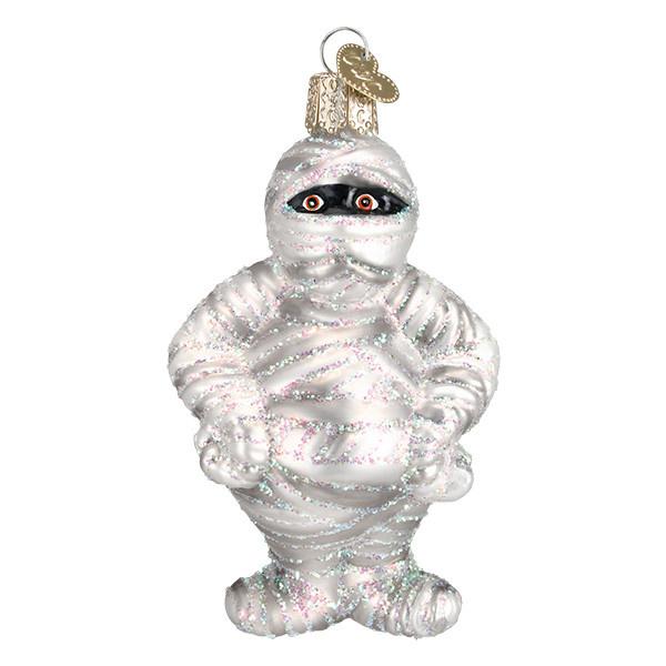 Old World Christmas Mummy