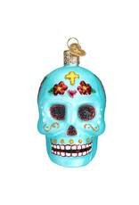 Old World Christmas Day of The Dead