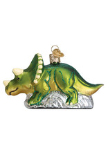 Old World Christmas Triceratops