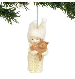 Snowbabies Peaceful Kingdom Deer Ornament