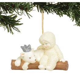 Snowbabies Peaceful Kingdom Lion Ornament