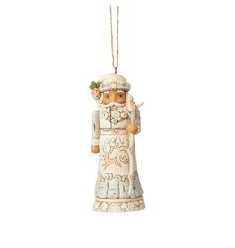 Jim Shore Woodland Nutcracker Ornament