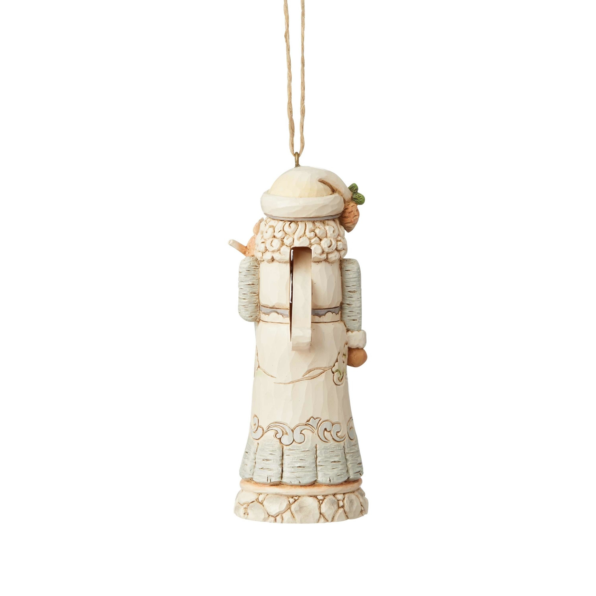 Jim Shore Woodland Nutcracker Ornament