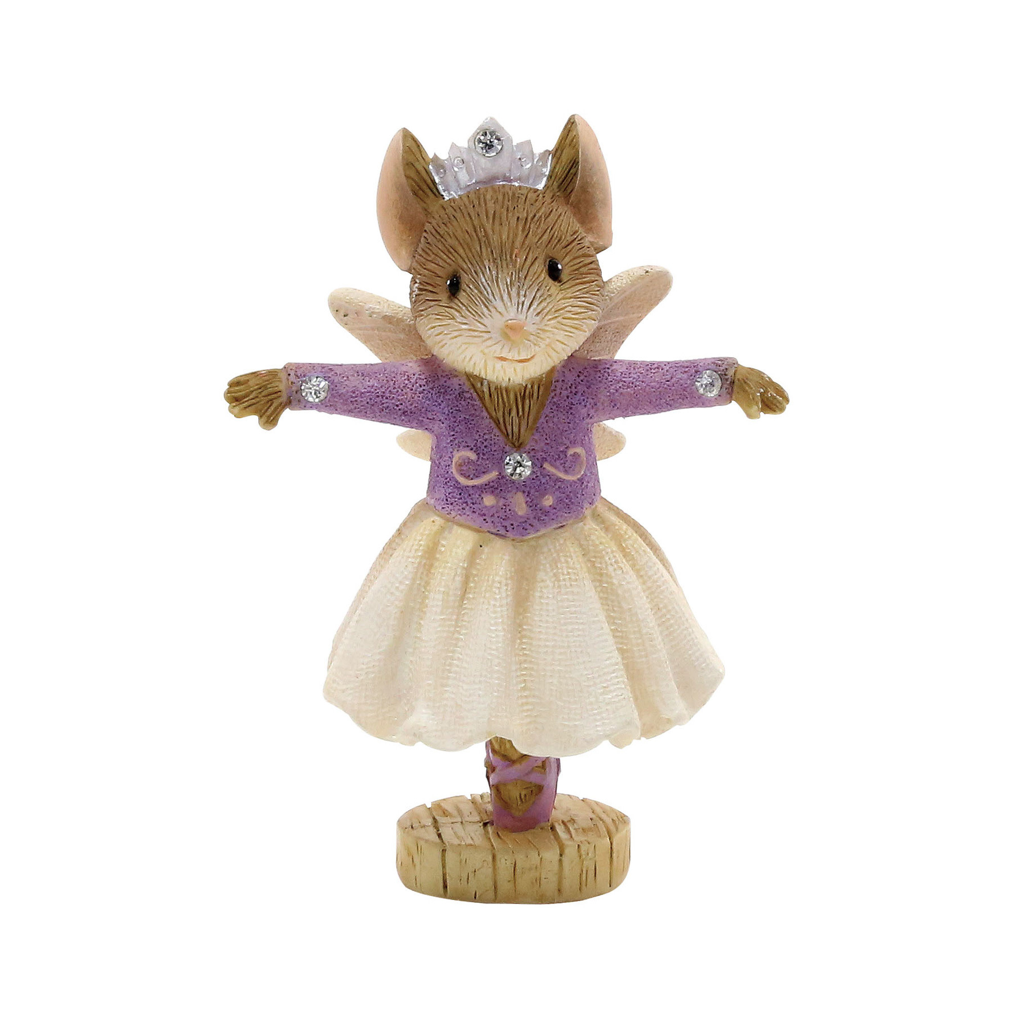 Tails of the Heart Sugarplum Fairy