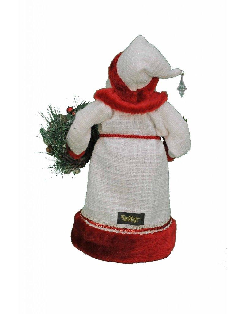 Karen Didion Karen Didion Winter Serenity Santa