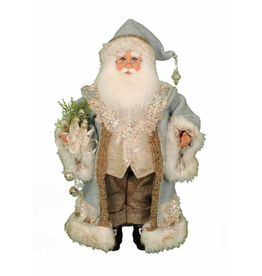 Karen Didion Karen Didion Tiffany Blue Santa