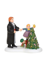 Christmas Spirit for New England Village