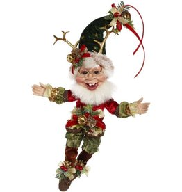 Mark Roberts Sleigh Ride Elf