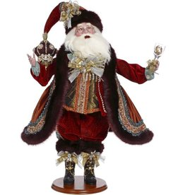 Mark Roberts Champagne Bubbly Santa