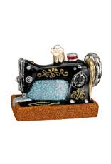 Old World Christmas Sewing Machine
