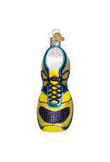 Old World Christmas Running Shoe