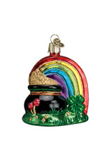 Old World Christmas Pot of Gold