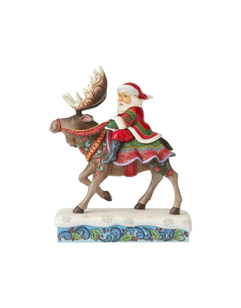 Jim Shore Merry Christ-moose