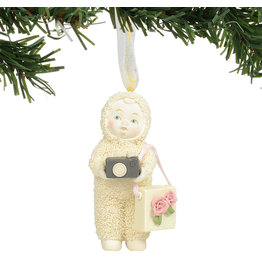 Snowbabies Oh Snap Ornament