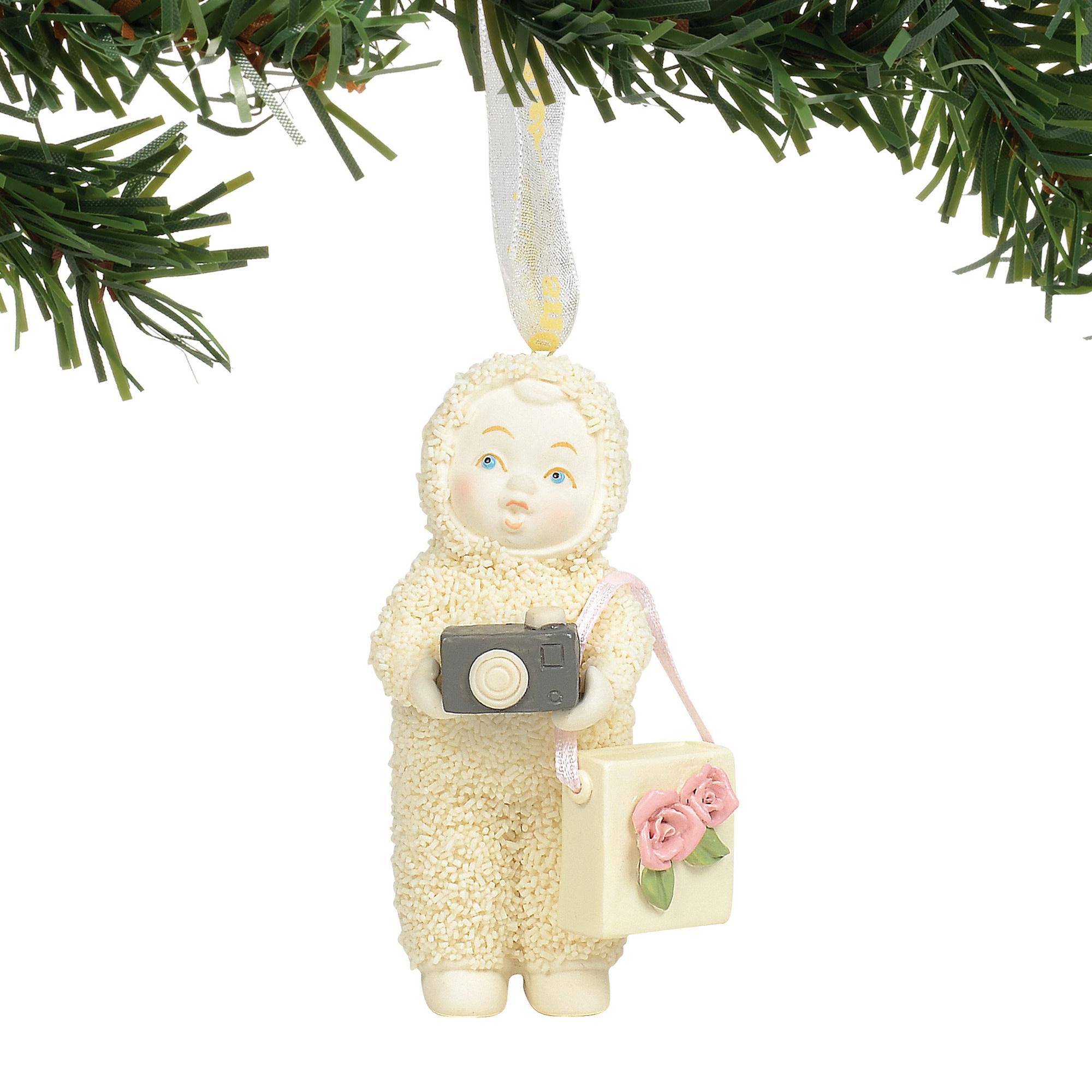 Snowbabies Oh Snap Ornament