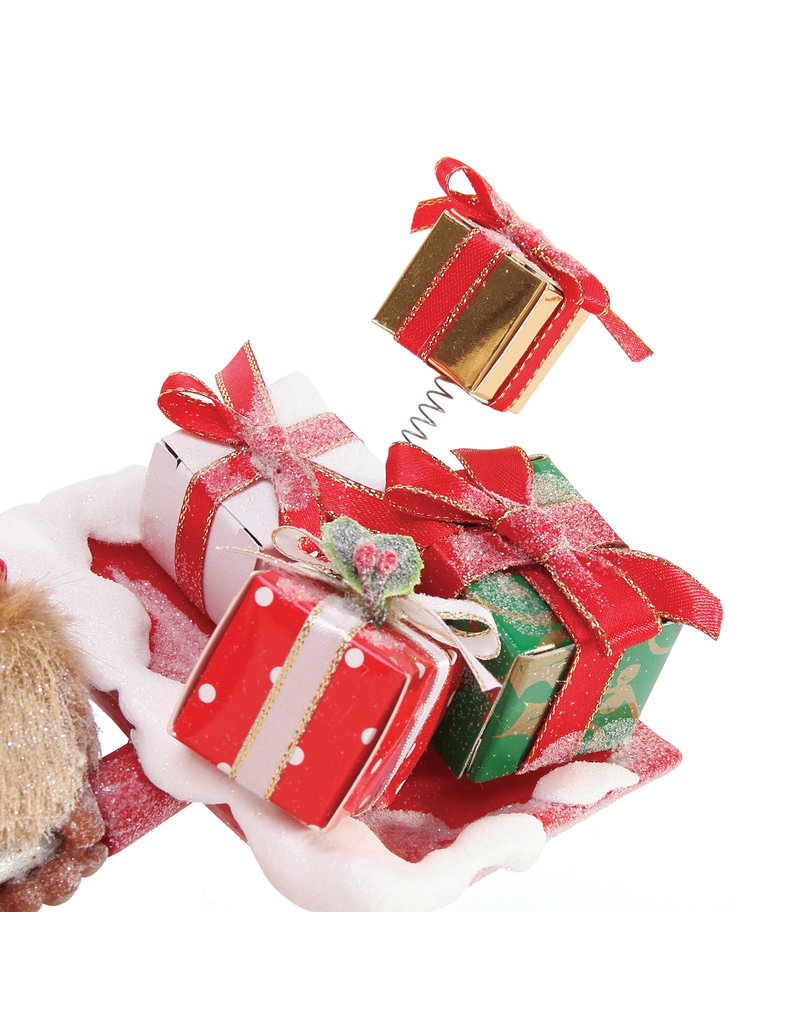 Possible Dreams Shovel Loads of Gifts