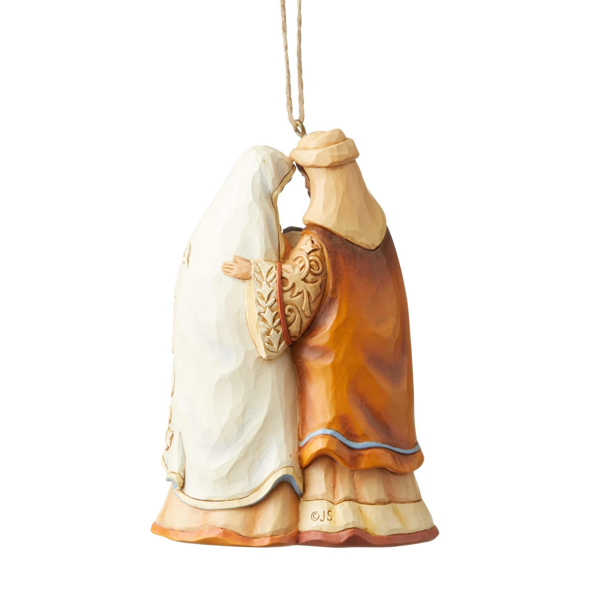 Jim Shore Holy Family Ornament