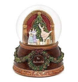 The Nutcracker Musical Snowglobe
