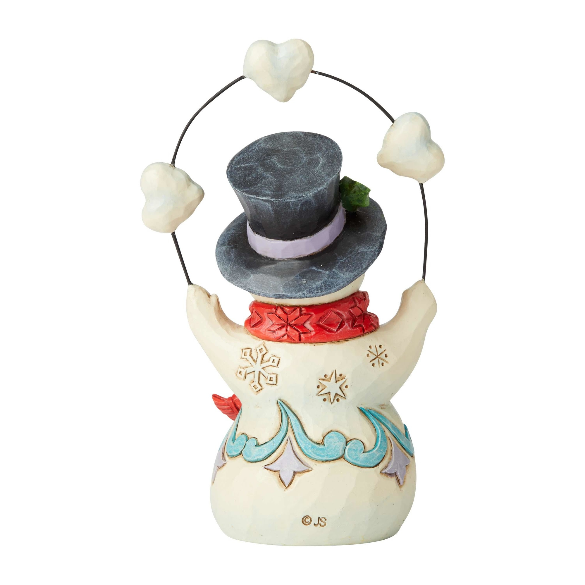 Jim Shore Heartfelt Holidays Snowman