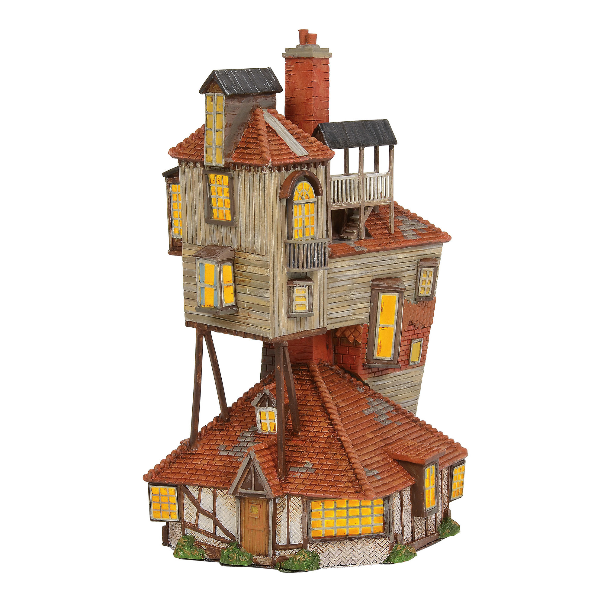 Department 56 Harry Potter Village The Burrow