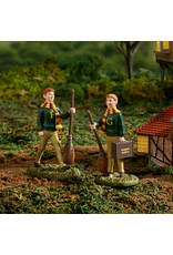 Fred & George Weasley for Harry Potter Village