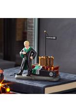Draco Waits at Platform 9 3/4 for Harry Potter Village