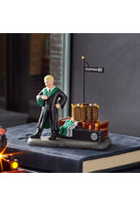 Department 56 Harry Potter Village Draco Waits at Platform 9 3/4