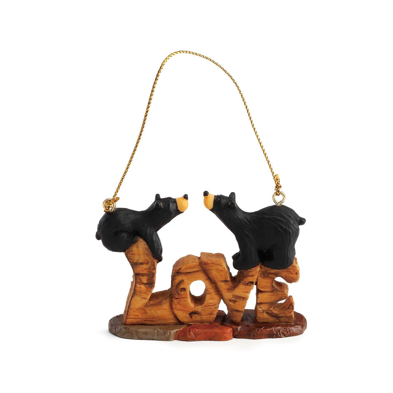 Bearfoots Love Bears