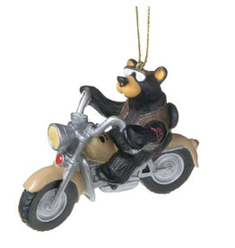 Bearfoots Harley Ornament