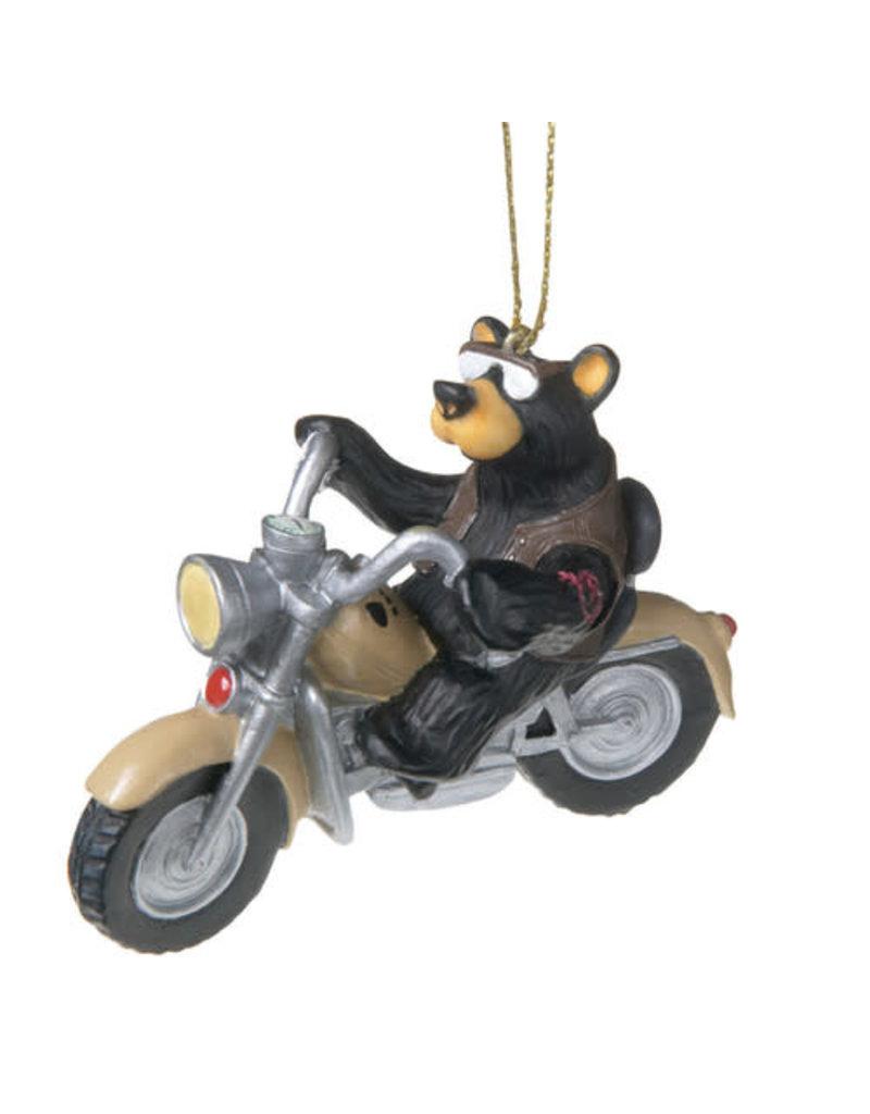 Bearfoots Harley Ornament