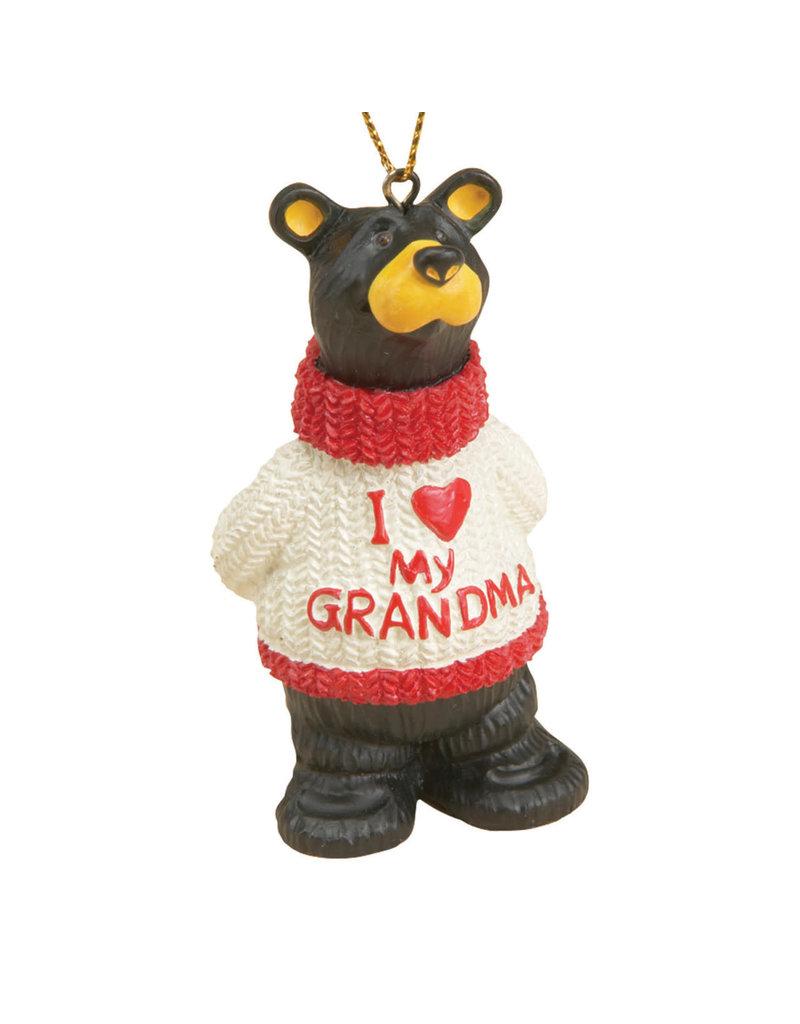 Bearfoots I Love Grandma