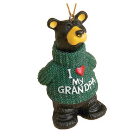Bearfoots I Love Grandpa