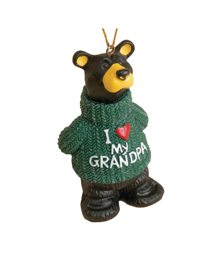 Bearfoots I Love Grandpa