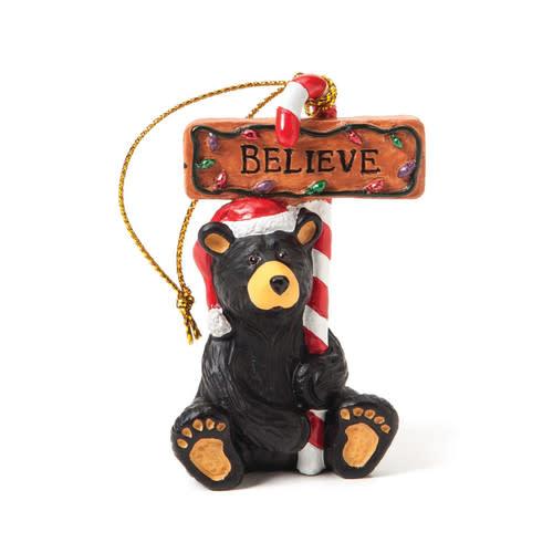 Bearfoots Believe Bear