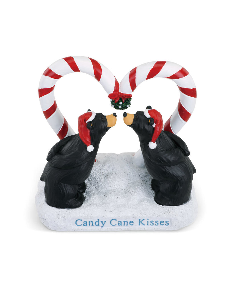 Big Sky Carvers Candy Cane Kisses