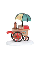 Classic Christmas Cocoa Cart