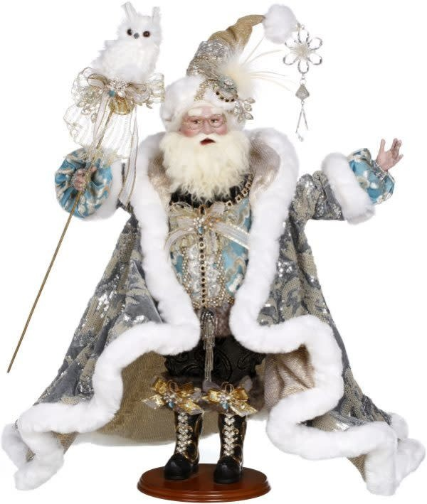 Mark Roberts Wise WInter Santa