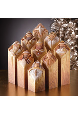 Pillars of Heaven Nativity Set of 9