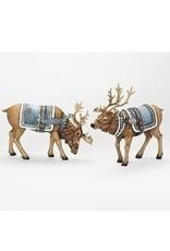 Northern Ice Deer Set of 2