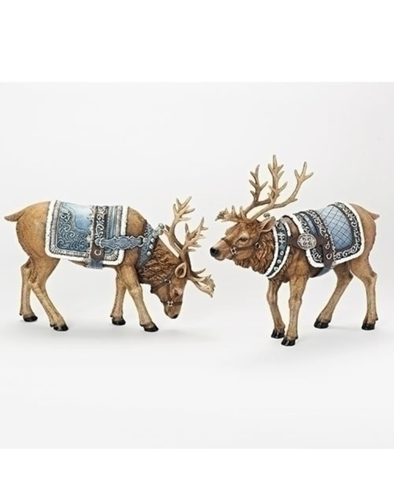 Northern Ice Deer Set of 2
