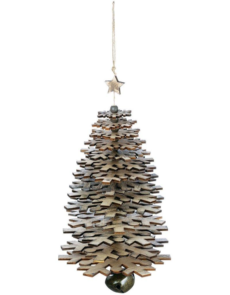 Large Snowflake Tree Ornament